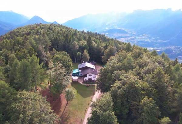 Rifugio Monte Lefre Fabbro