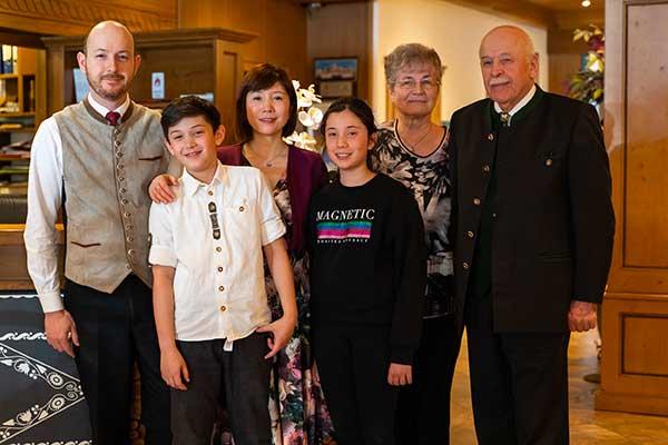 famiglia Cesa Tyrol