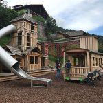 parco giochi in Val Gardena
