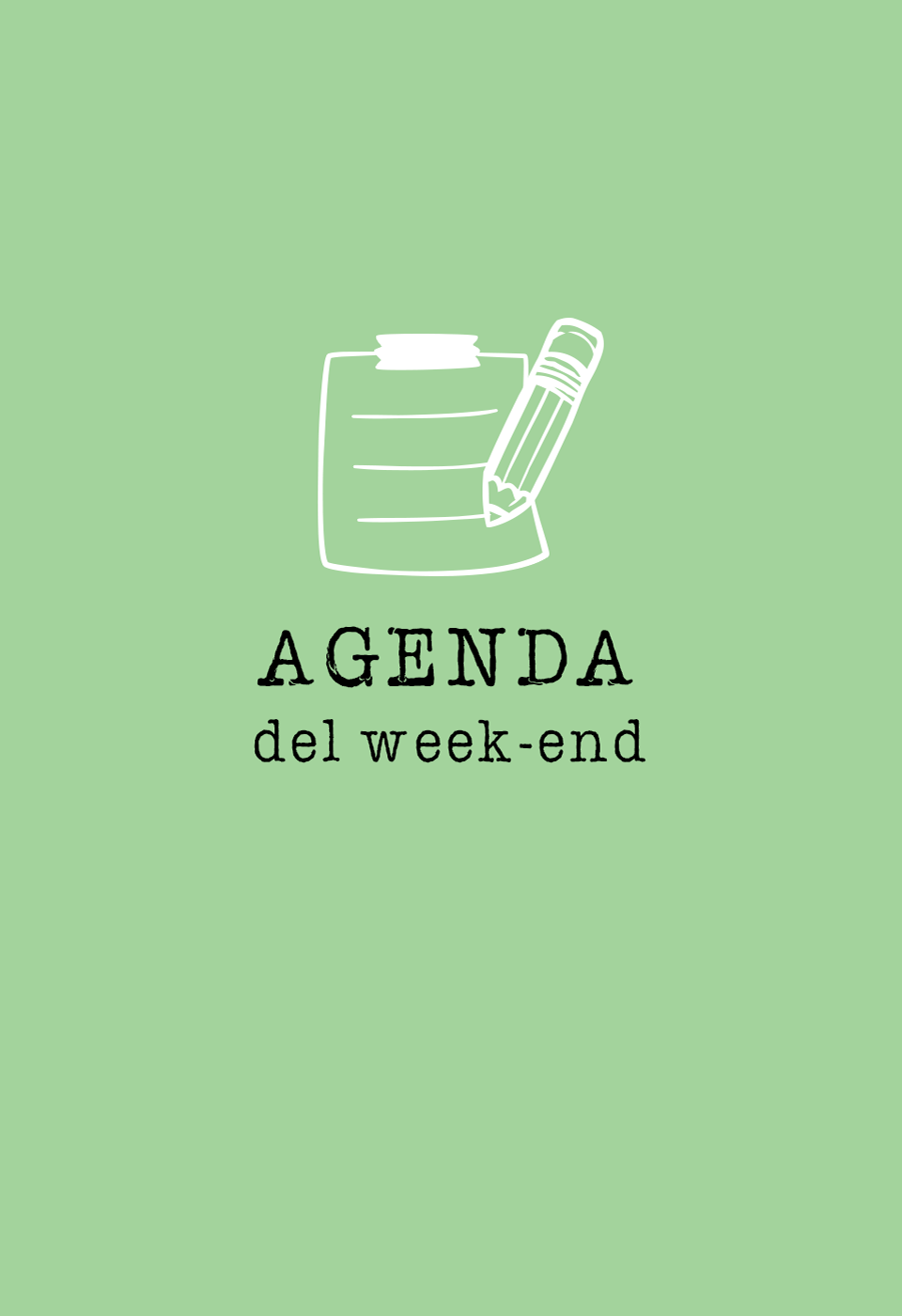 trentino agenda week end bambini