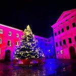 albero di Natale ad Ala