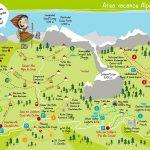 mappe passeggiate ALpe di Siusi