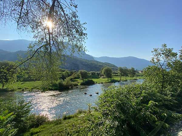 fiume sarca