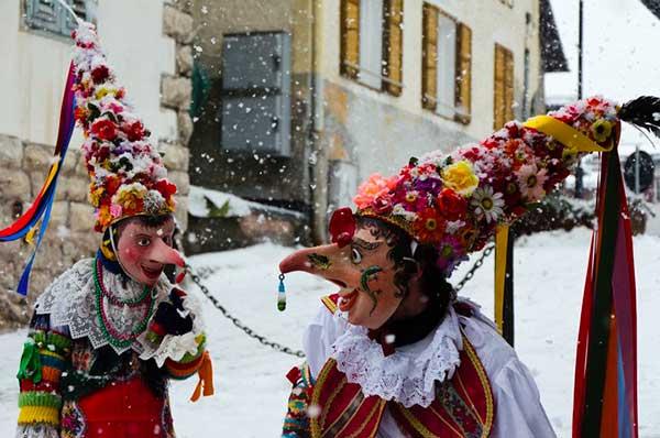 Carnevale Ladino Bufon