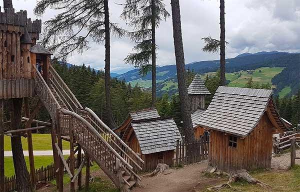 villaggio gnomi