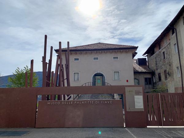 esterno di museo