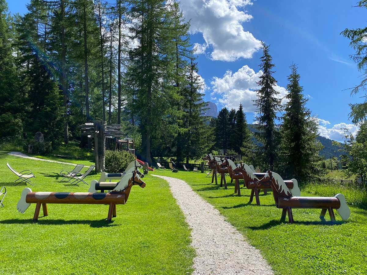 cavalli legno