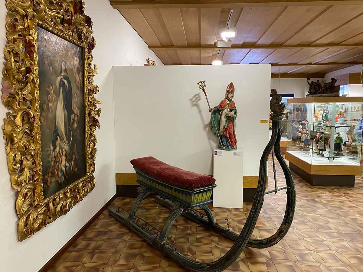 museo val Gardena