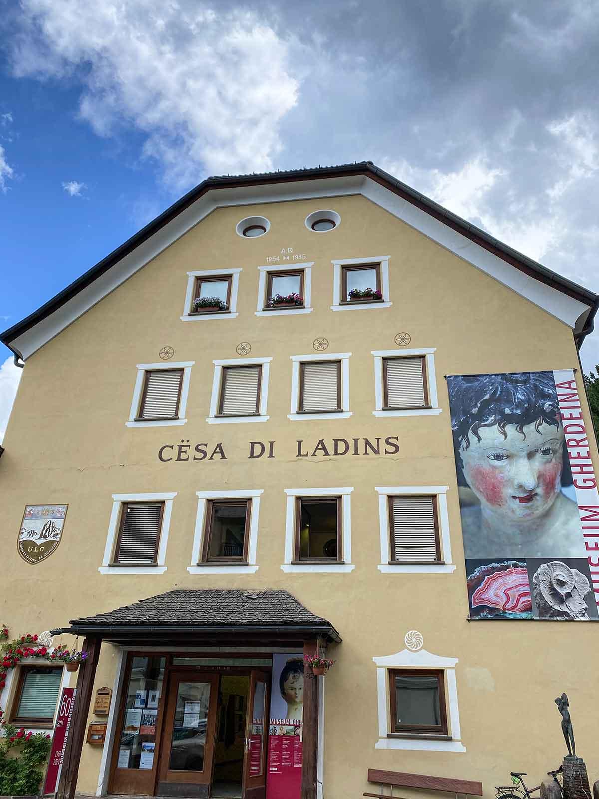 Museum Gherdeina