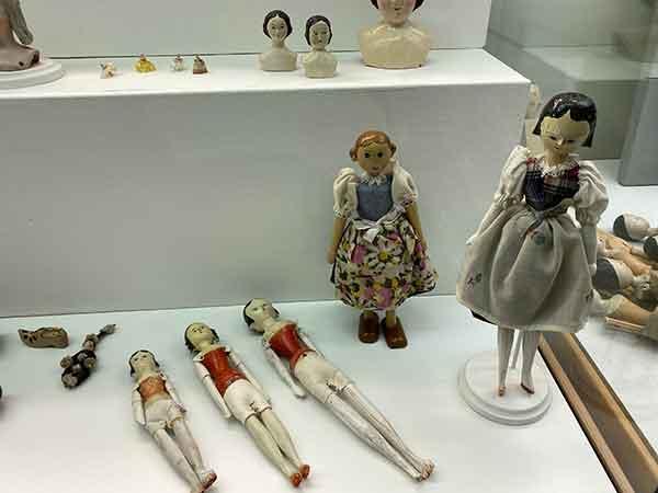 bambole legno